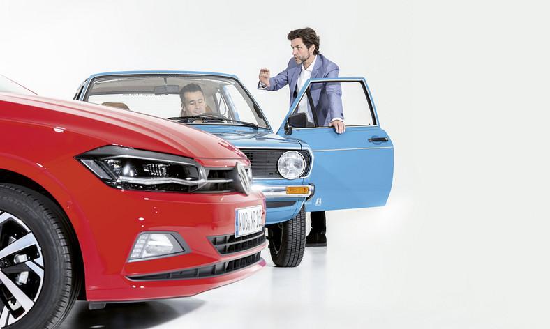 Tomasz Bachorski, szef działu projektowania wnętrz Volkswagena