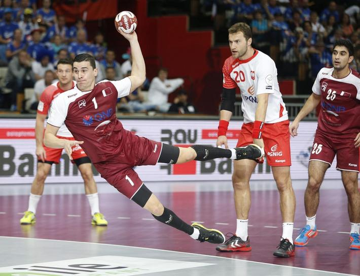 QATAR HANDBALL WORLD CHAMPIONSHIP 2015