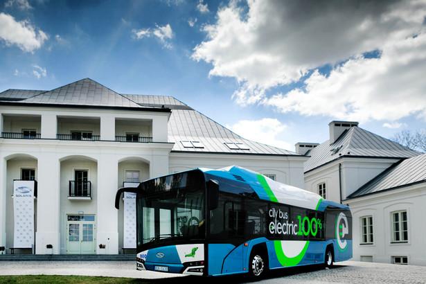 Solaris Urbino Electric