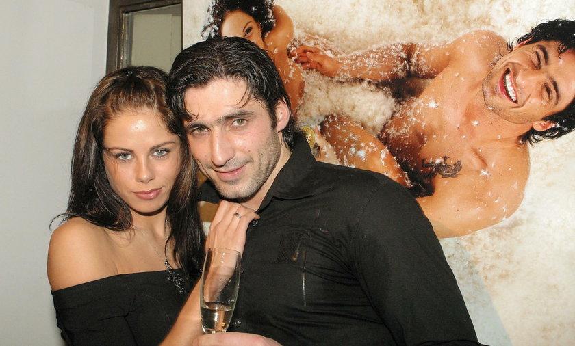 Magda Modra i Andrzej Bizoń