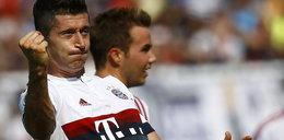 Lewandowski znowu strzela! Tym razem w Pucharze Niemiec