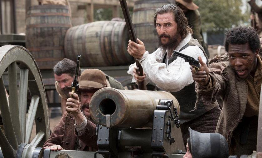 Rebeliant. Film o wojnie secesyjnej.