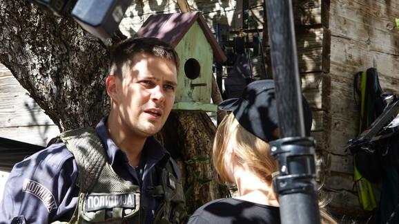 Glavni povod za zabranu ulaska u Ukrajinu je taj što je Miloš Biković na Krimu, koji je Rusija anektirala od Ukrajine, snimao ruski film