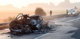 Kierowca polskiej furgonetki zginął przez uchodźców. Wiemy kim był