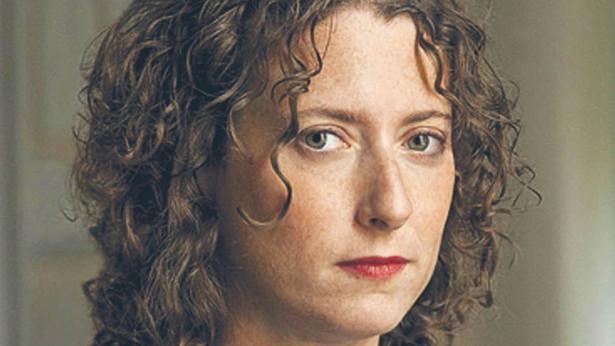 """Jessica Bruder amerykańska dziennikarka, współpracowała m.in. z """"Washington Post"""", """"New York Magazine"""" i """"Wired"""". Wykłada na wydziale dziennikarstwa Uniwersytetu Columbia. fot. Todd Gray"""
