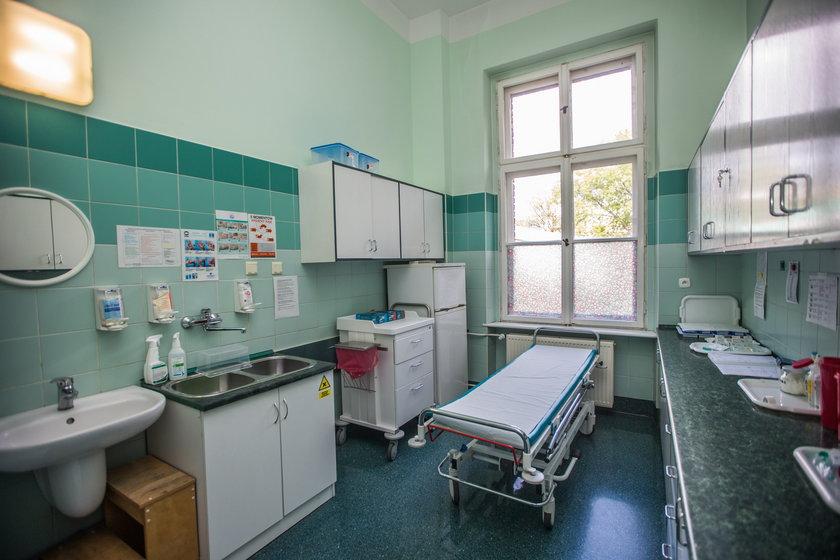 Szpital odwołuje operacje