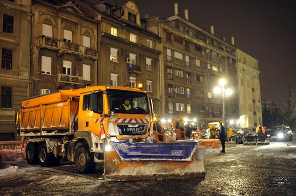 Čišćenje ulica