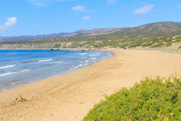 Plaża Lara, Półwysep Akamas