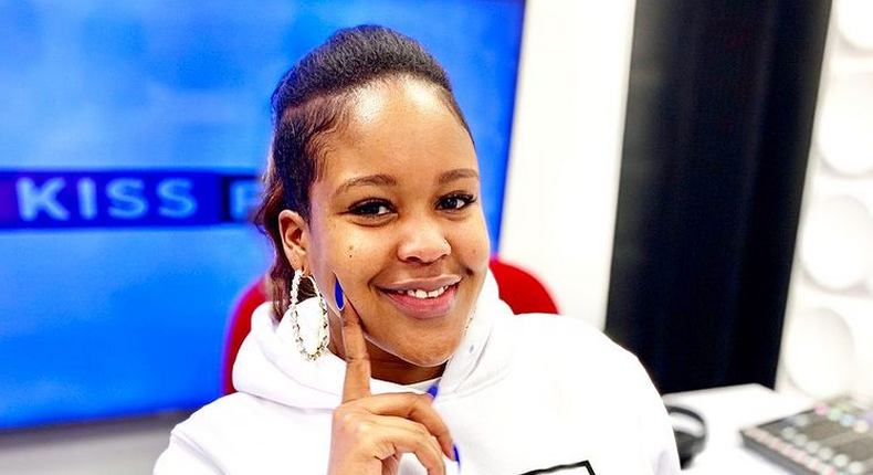 Kiss FM presenter Kemene Goro