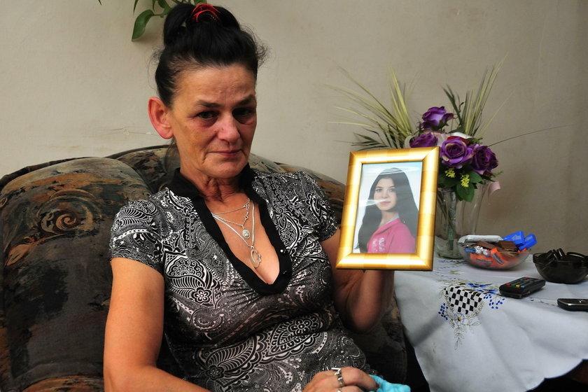 Matka Klaudii nie potrafi pogodzić się z tragedią