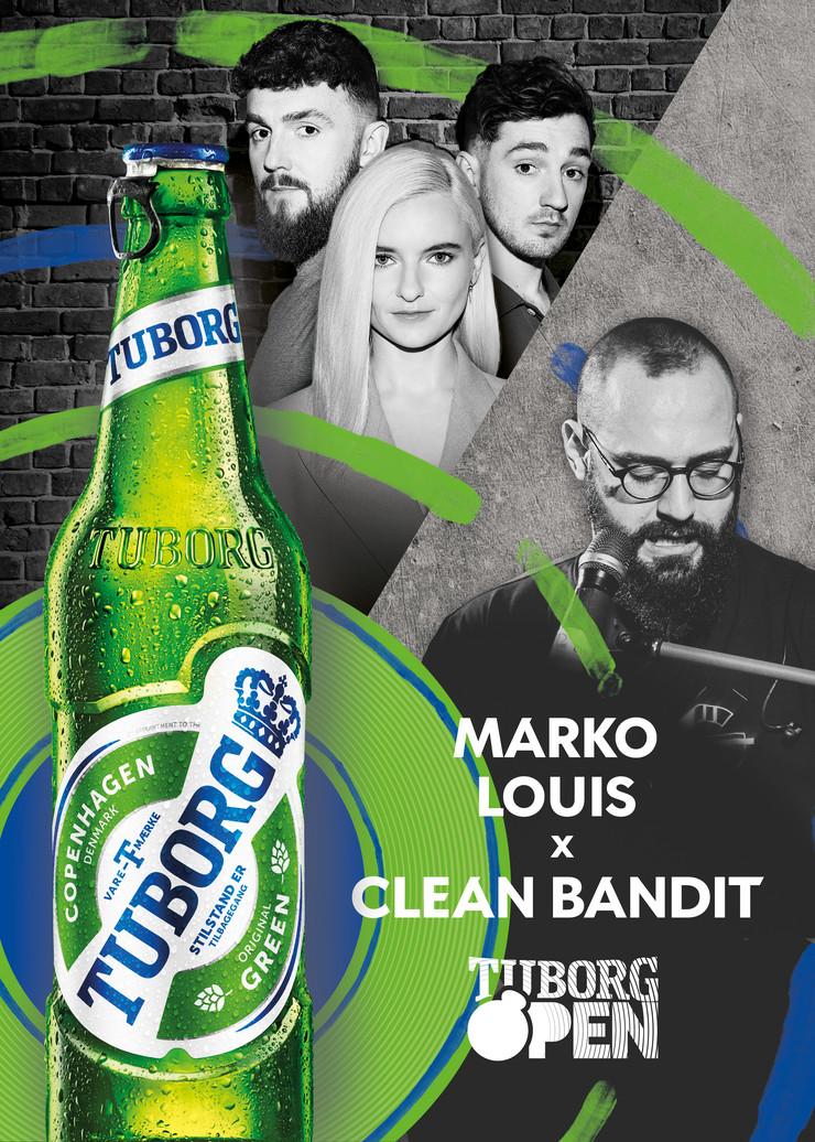 Marko Louis x Clean Bandit KV