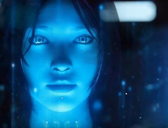 Kortana iz video igre Halo