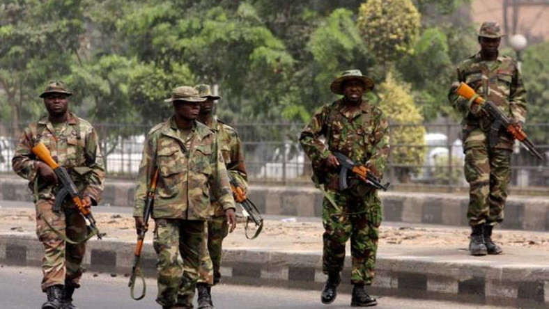 The Nigerian Army says the Police team fired on troops first during the shootout in Taraba [Sahara Reporters]