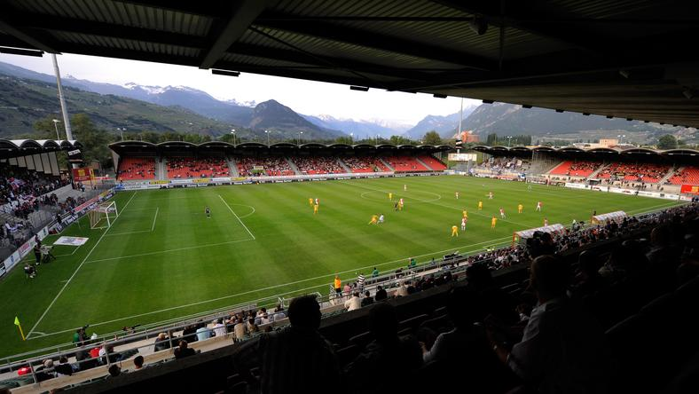 Stadion FC Sion