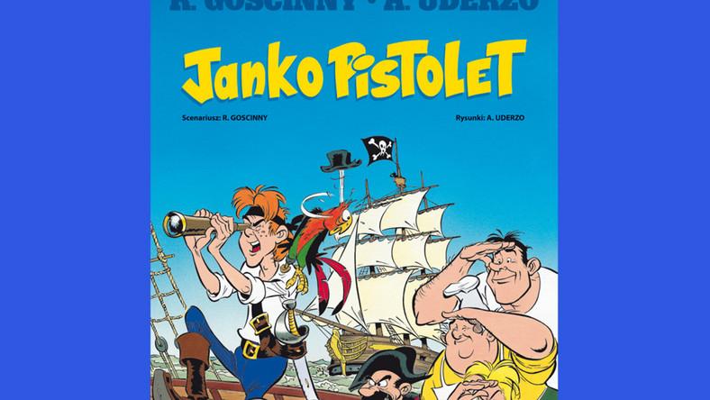 Janko, starszy brat Asteriksa