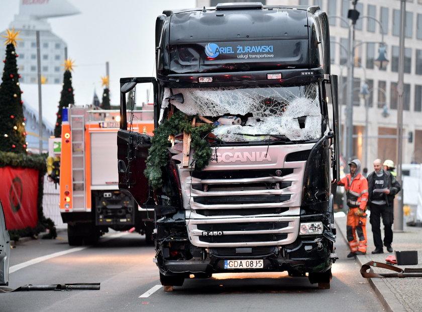 Zamach terrorystyczny w Berlinie