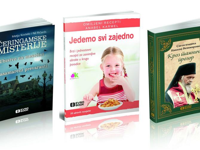"""Nova """"Blic žena"""" donosi: Tri knjige za sve generacije"""