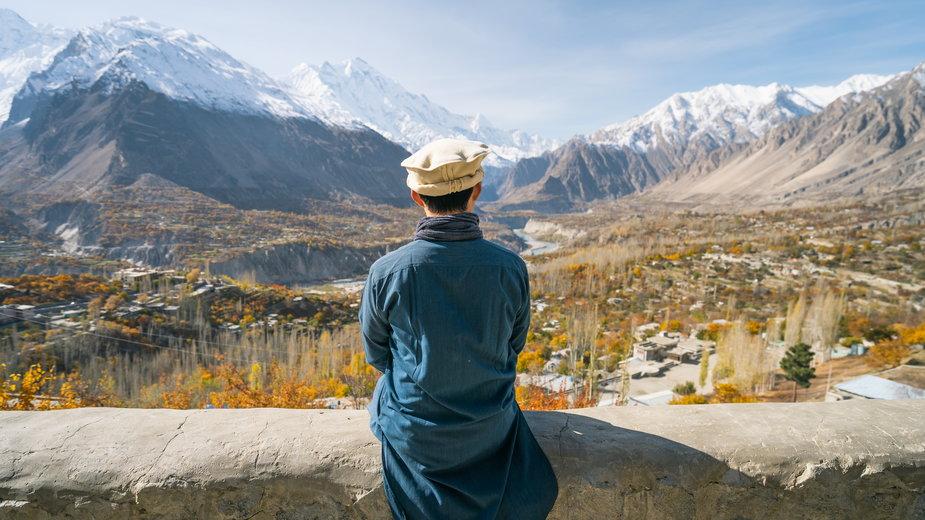 Dolina Hunza w Pakistanie
