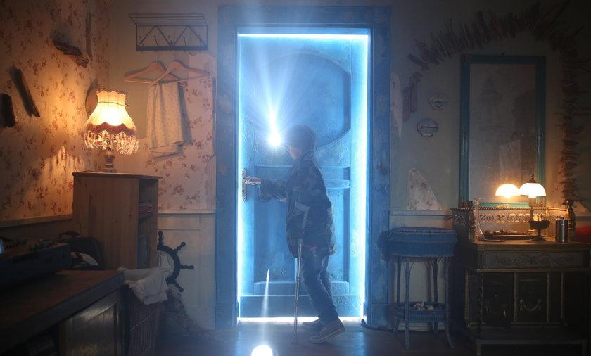 """""""Za niebieskimi drzwiami"""""""