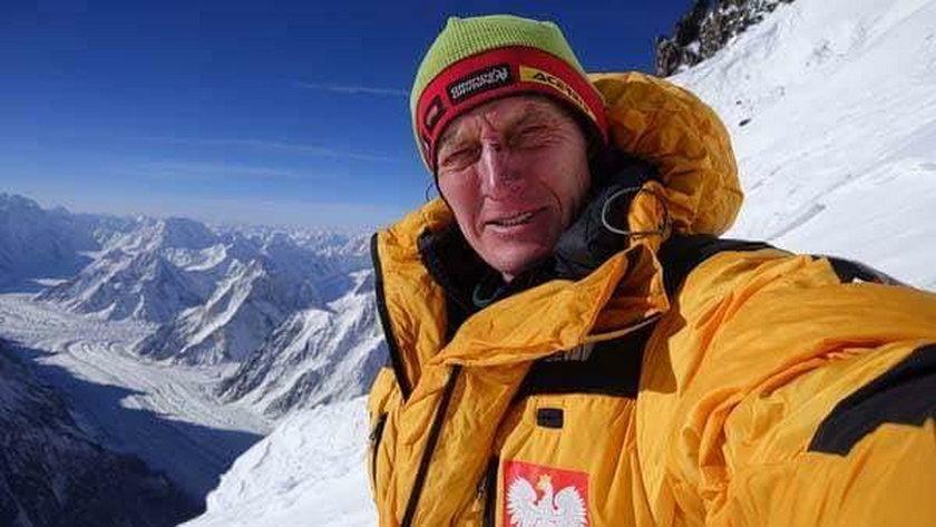 Urubko mocno wali w Polaków pod K2