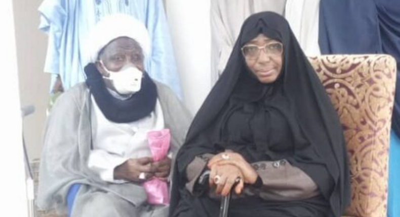 Ibrahim El-Zakzaky is on trial alongside his wife, Zeenah  [TheCable]