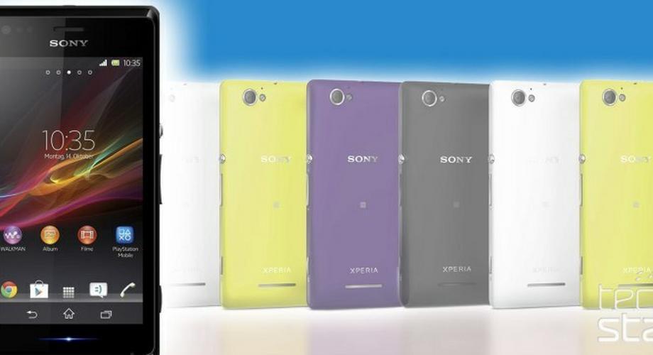 Xperia M – Sony kündigt neues Einsteiger-Smartphone an