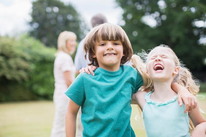 Druženje od dece pravi pametne mališane