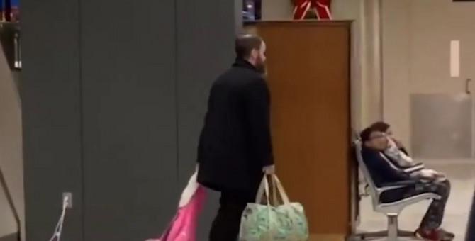 Scena sa aerodroma