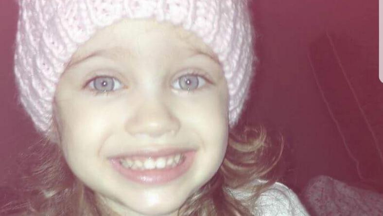 4-letnia Gabrysia z Kielc walczy ze złośliwym guzem mózgu