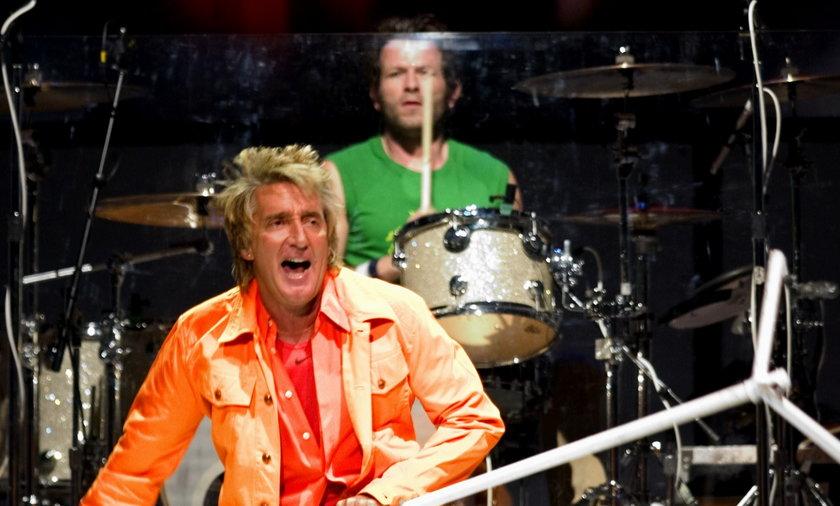 Rod Stewart zagra w Łodzi