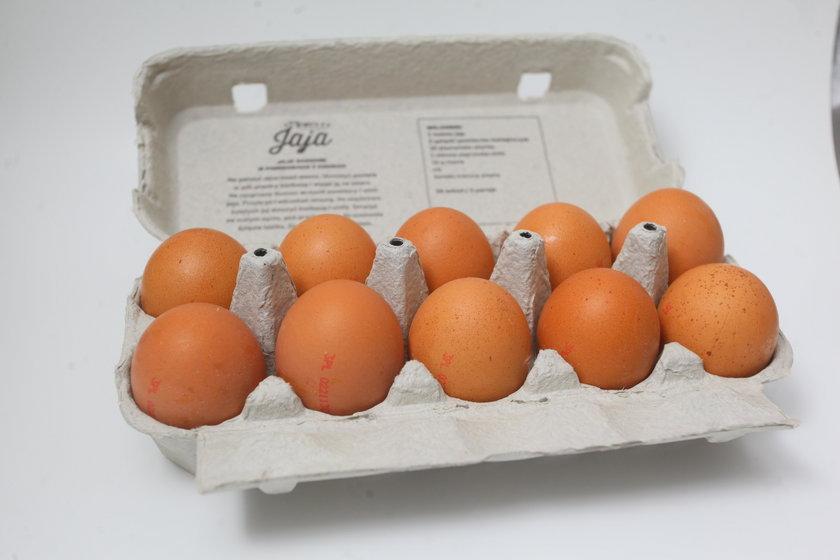 Nie można sprzedawać jaj na tuziny