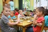 Mališani u novosadskom vrtiću ''Mrvica''