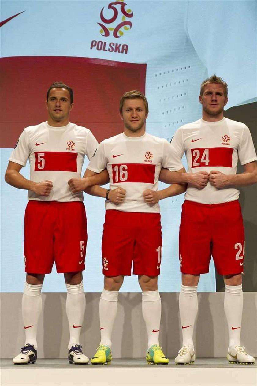 Grzegorz Lato dziwi się reakcjom Polaków na brak orzełka na koszulkach