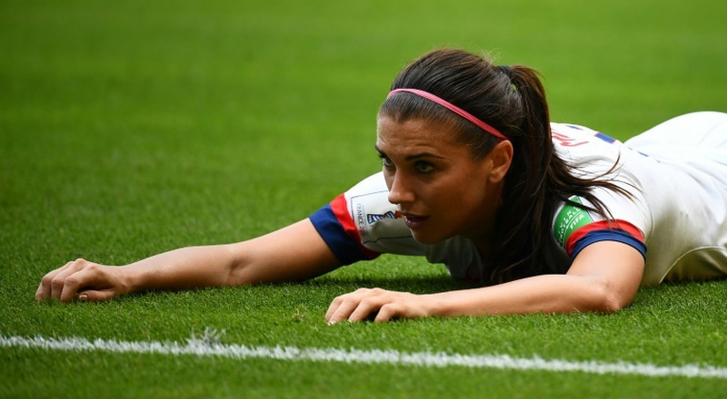US star Alex Morgan targets WSL glory with Tottenham