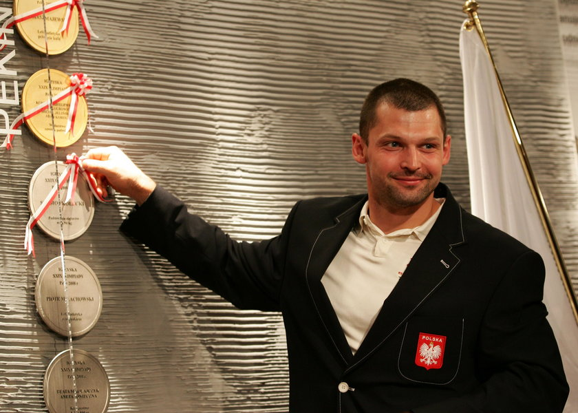 Polski olimpijczyk ze złotym medalem!