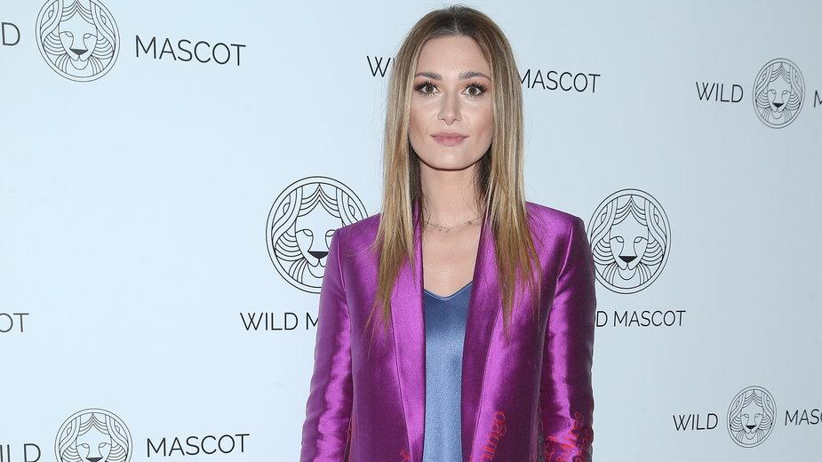 Jessica Ziółek w 2019 roku