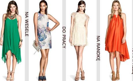 4d070fed8b282 Wiosenne sukienki H&M do 100 zł w 5 stylizacjach na różne okazje
