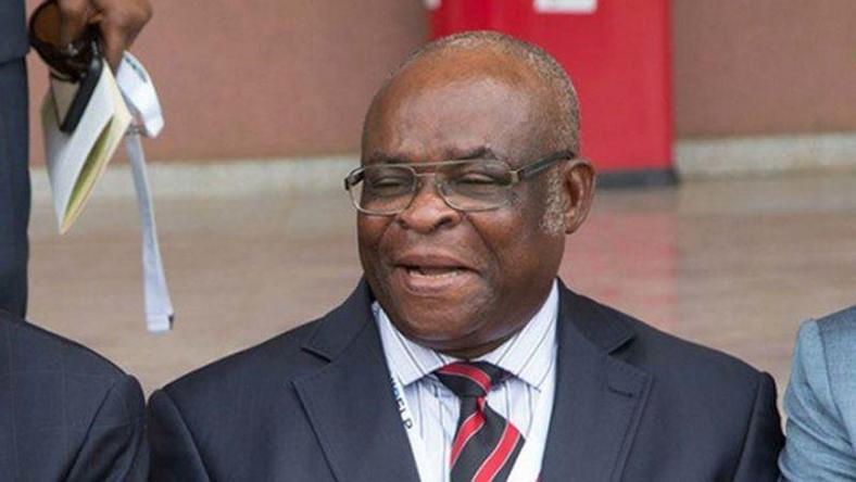 Image result for Onnoghen absent as CCT proceedings begin