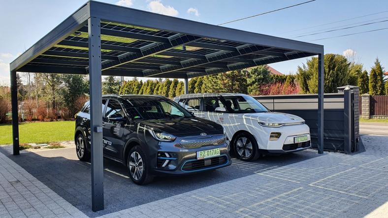 Kia wyprodukuje prąd do samochodów elektrycznych