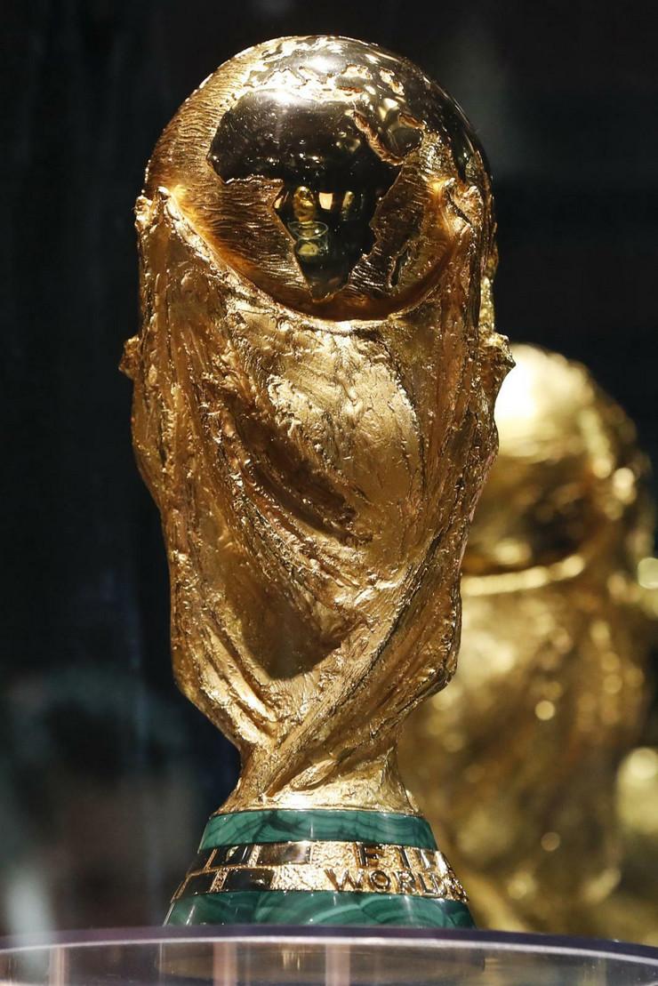 trofej svetskog prvenstva