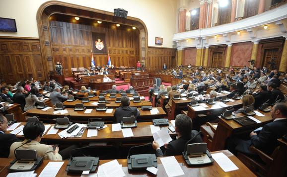 Skuptšina Srbije