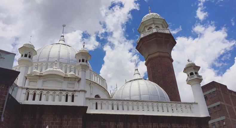 Jamia Mosque. (Twitter)