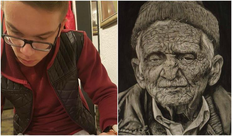 Djordje Steavanovic slikar Zvornik