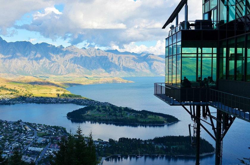 Pięć najpiękniej położonych restauracji na świecie