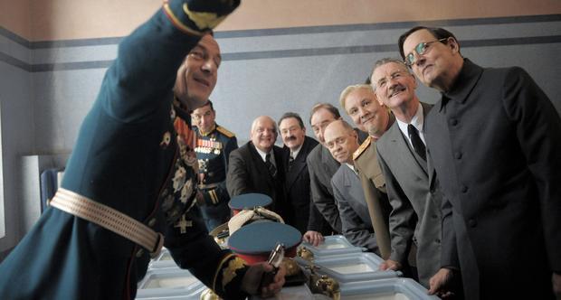 """The Death of Stalin"": kadr z filmu"