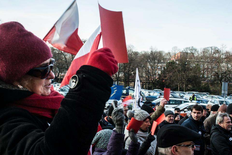 Strajk obywatelski na Pomorzu. W Trójmieście już trwają protesty