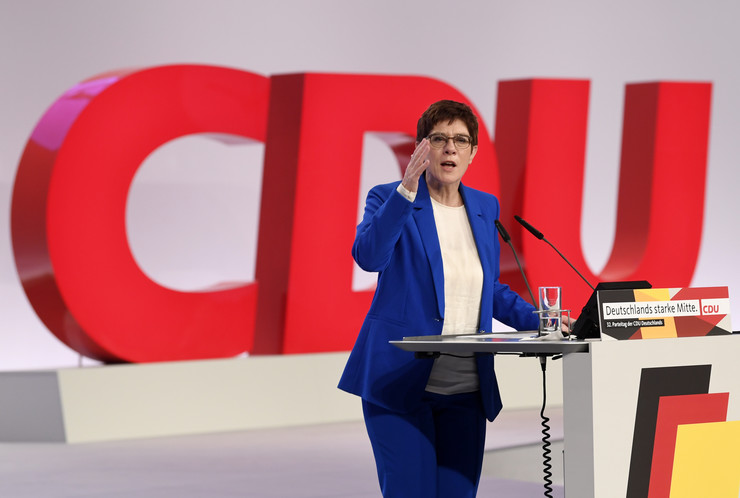 CDU Annegret Kramp-Karrenbauer foto Tanjug AP