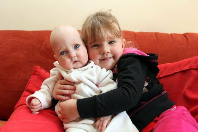 Nakon šest meseci saznali su da je mali Kenet zapravo devojčica