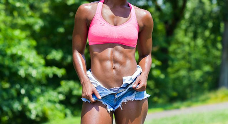 How to get six pack in 2020 (istockphoto)