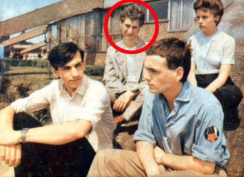 Młody Jagielski grał w punkowej kapeli! FOTO
